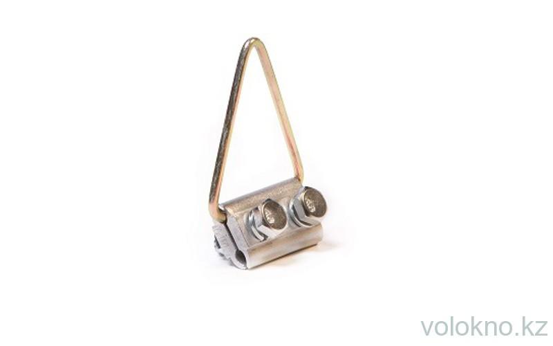 Зажим поддерживающий для оптического кабеля ЗП-8-2 (кабель марки ОК/Т или ОК/Д)