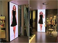 LED экраны для бутиков и магазинов