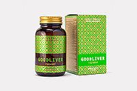 БАД для печени гепатопротектор Revitall Goodliver, поддержка печени 60 капсул