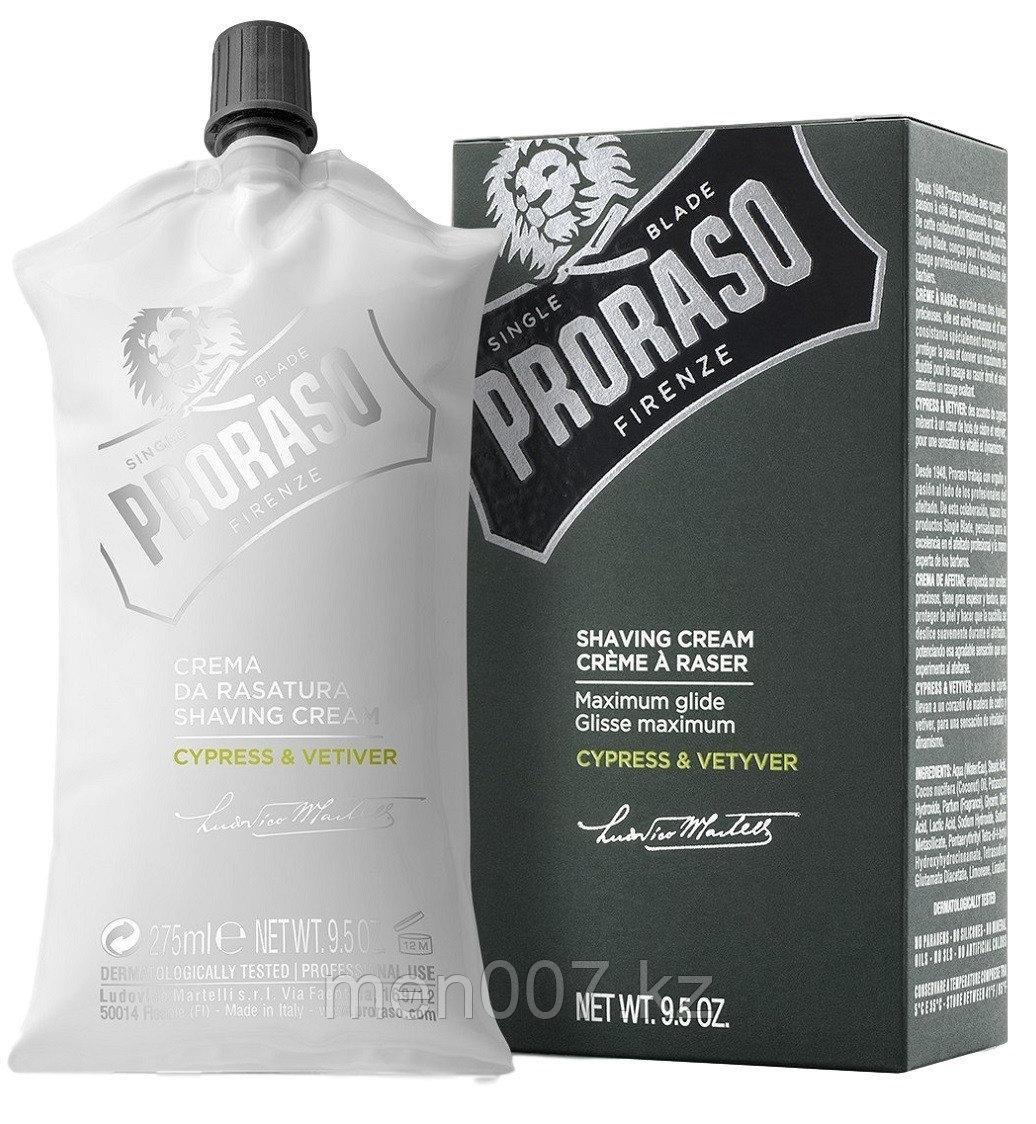 PRORASO Cream Cypress & Vetyver (Крем для бритья)