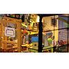 Румбокс Цветочный дом Кэти со светодиодной подсветкой Kit-Cathy's Flower House , фото 3