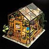Румбокс Цветочный дом Кэти со светодиодной подсветкой Kit-Cathy's Flower House , фото 8