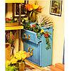 Румбокс Цветочный дом Кэти со светодиодной подсветкой Kit-Cathy's Flower House , фото 6