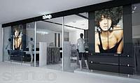Внутренние LED экраны и вывески