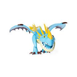 Как приручить дракона - Большая фигурка дракона Громгильда, 27 см (свет, звук)