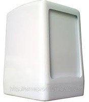 Белые диспенсерные салфетки 1*18 «Super» 250