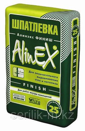ALINEX- шпатлевка клеевая Финиш (FINISH), фото 2