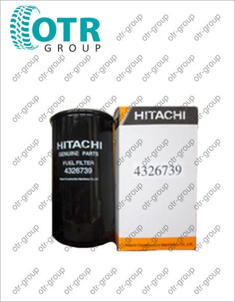 Фильтр топливный дополнительный Hitachi ZX160W 4326739