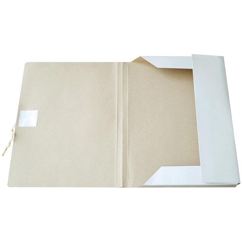 Скоросшиватель картонный А4 280 г/м2