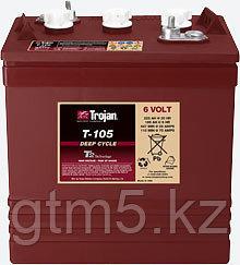 6V T125+ Trojan батарея