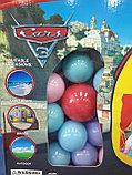 """Игровая палатка-домик """"Тачки"""" + 100 шариков в комплекте, фото 2"""