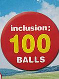 """Игровая палатка-домик """"Тачки"""" + 100 шариков в комплекте, фото 5"""