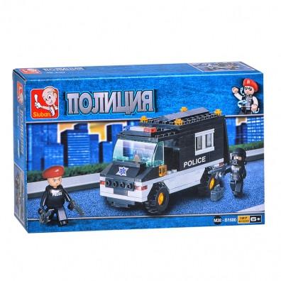 """Конструктор """"Полиция"""" 127 дет. М38-В1600"""