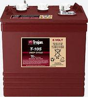 6V T125 Trojan батарея