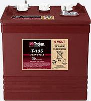 12V T1275 Trojan батарея