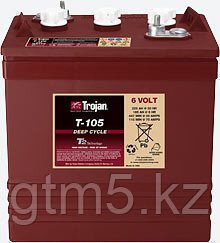 12V 27-GEL Trojan батарея