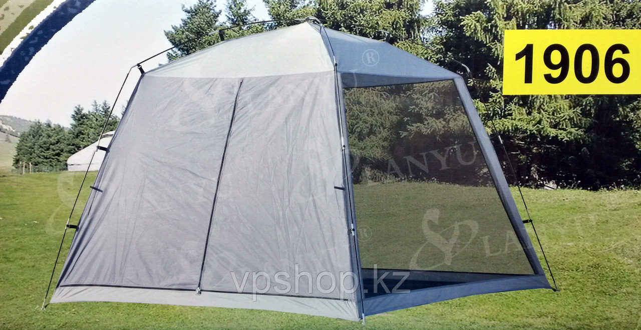 Палатка шатер четырехместная LANYU 1906, доставка