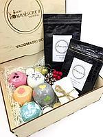 YAGOBOX XXL набор для ухода за телом Yagomagic Box