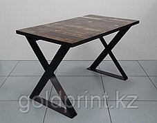 "Стол в стиле Loft ""Z"""