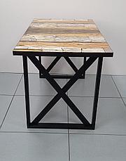 """Стол в стиле Loft """"Классика ИКС"""", фото 3"""