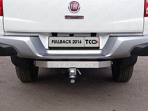 Фаркоп (оцинкованный, надпись Fullback), Fiat Fullback 2016-
