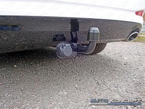 Фаркоп (оцинкованный, шар A), Hyundai i40 2011-
