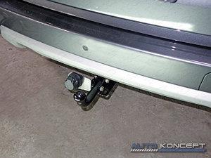 Фаркоп (оцинкованный, шар A), Nissan Terrano 2014-2015