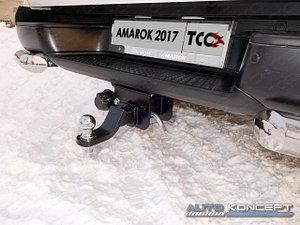 Фаркоп (оцинкованный, шар E), Volkswagen Amarok 2010-