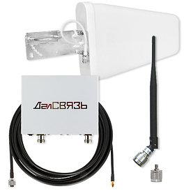 Комплект усиления сотовой связи ДалСВЯЗЬ DS-900/2100-10C1