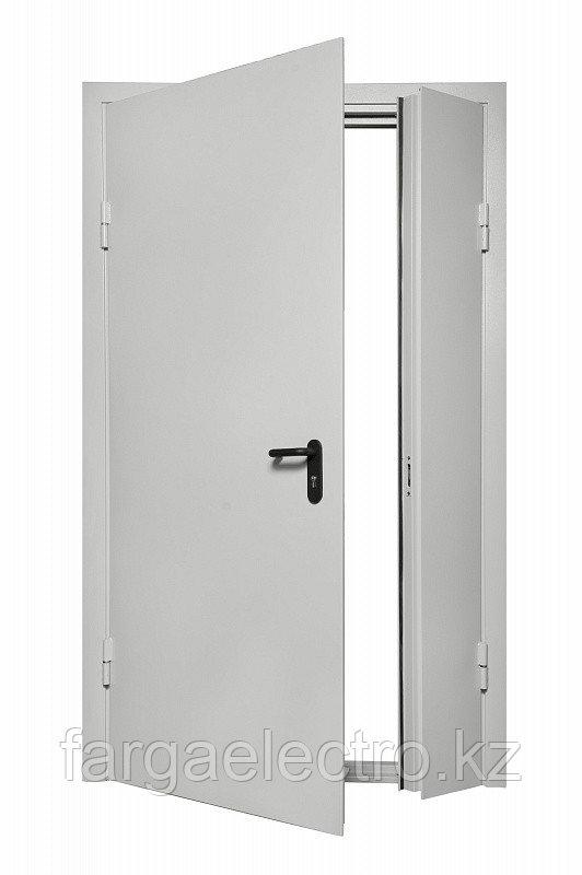 Металическая Дверь (НЕ Стандартная)