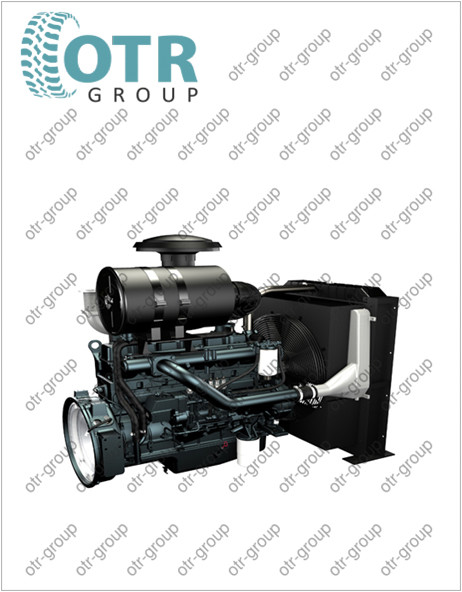 Запчасти на дизельный генератор Doosan 150