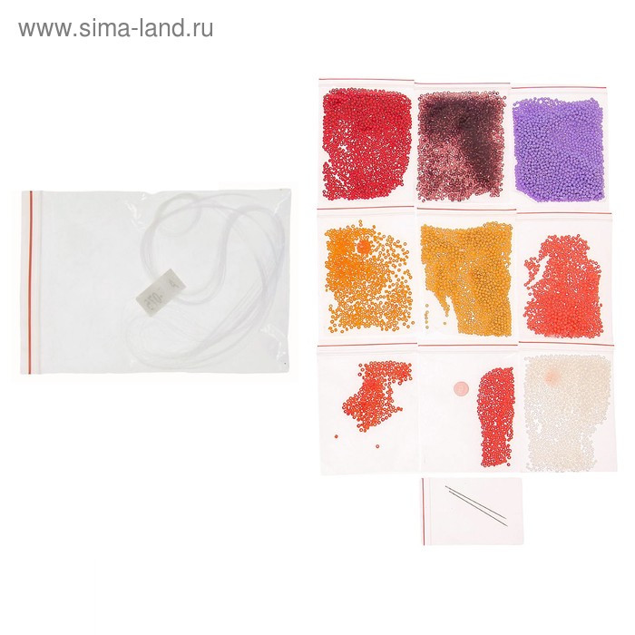 Вышивка бисером «Святой Митрополит Дмитрий Ростовский», размер основы: 21,5×29 см - фото 2