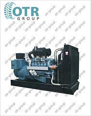 Запчасти на дизельный генератор Doosan 200