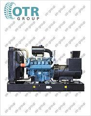 Запчасти на дизельный генератор Doosan 300