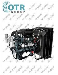 Запчасти на дизельный генератор Doosan 450