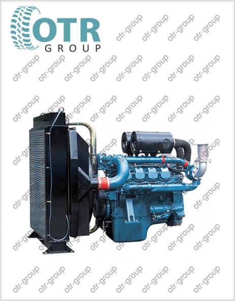 Запчасти на дизельный генератор Doosan 500