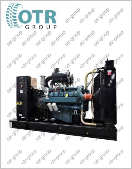 Запчасти на дизельный генератор Doosan 550