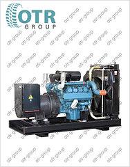 Запчасти на дизельный генератор Doosan 630