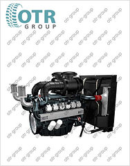 Запчасти на дизельный генератор Doosan 680