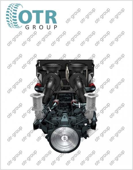 Запчасти на дизельный генератор Doosan 740