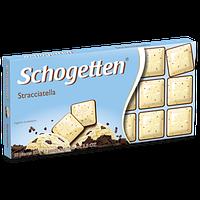 Молочный шоколад Schogetten Мороженое с шоколадом Stracciatella 100гр (15 шт. в упаковке)