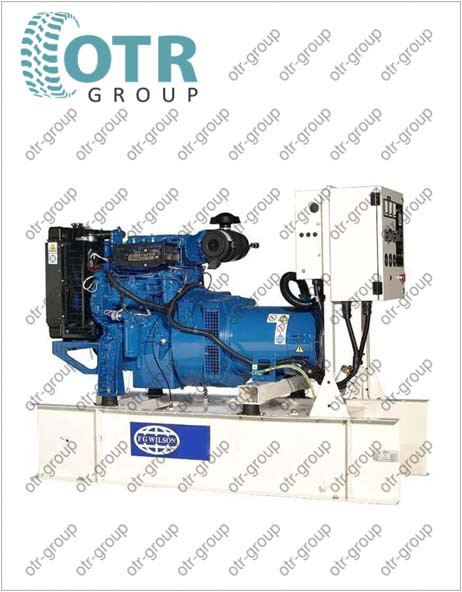Запчасти на дизельный генератор FG Wilson P27P2