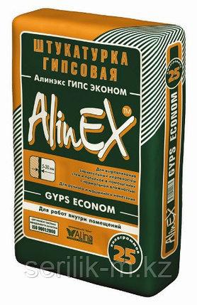ALINEX-штукатурка гипсовая Гипс эконом, фото 2
