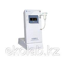 Анализатор жидкости ультразвуковой Уликор в исполнении Клевер-2