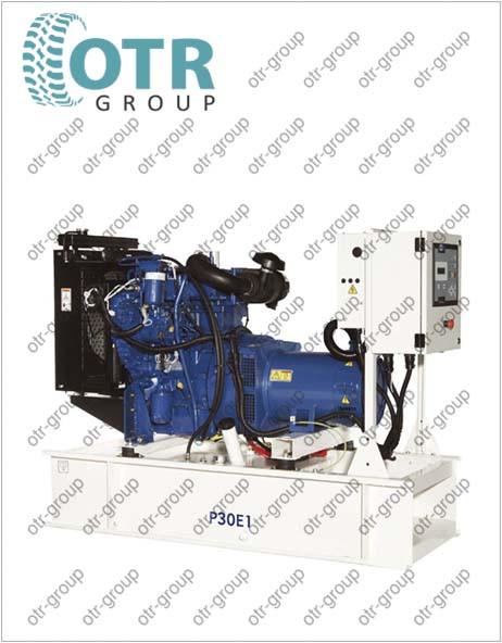 Запчасти на дизельный генератор FG Wilson PH28E2S