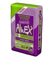 Штукатурка цементная AlinEX Plaster M50 25 кг, фото 2
