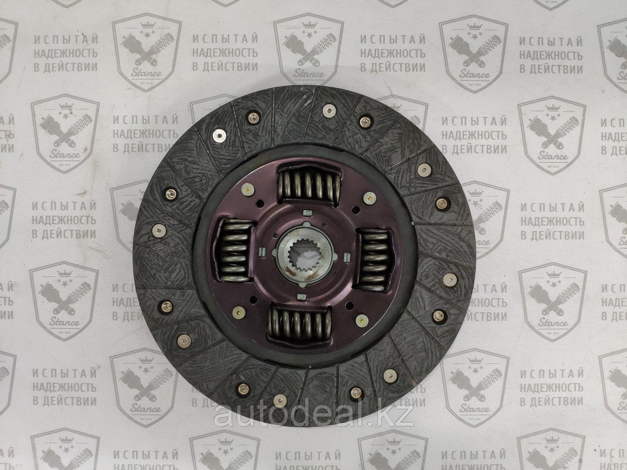Диск сцепления фередо Geely Emgrand X7