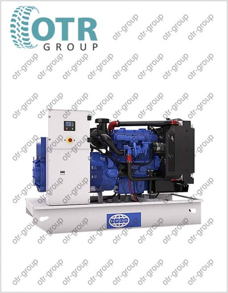 Запчасти на дизельный генератор FG Wilson P33-4