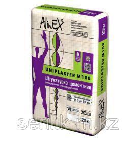 Штукатурка AlinEX UNIPLASTER М100 (25кг)