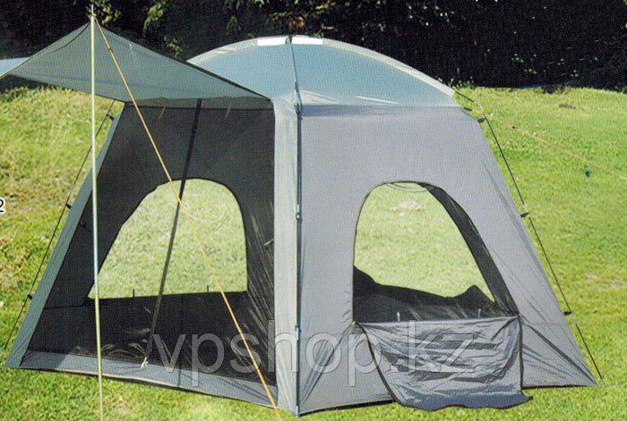 Четырехместная палатка шатер LanYu 1908 210х230х160, доставка